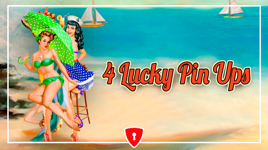 Обзор слота 4 Lucky Pin-Ups